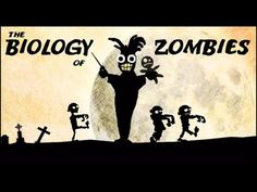 """Biology of Zombies: The Real Legend. I wish I had seen this before Halloween! This will still be useful for my lesson on """"gross science"""" for club day."""