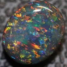 Jewellery Making Stone or Special Gift Beautiful Gems 2.77Ct Australian Lightning Ridge Opal Pair