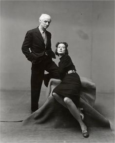 Irving Penn - Max Ernst and Dorothea Tanning, New York, March 20, 1947