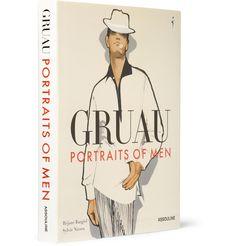 AssoulineGruau: Portraits of Men by Réjane Bargiel Hardcover Book