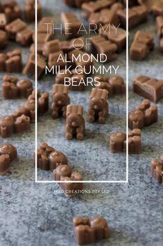 Mad Creations Rich Chocolate Gummy Bears