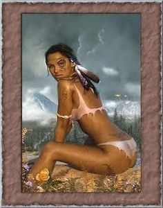 American fantasy sex Native