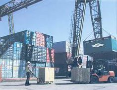 Port of entries where products from various suppliers are managed and shipped around the world for demanding consumers.