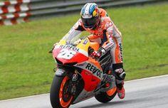 MotoGP: Pedrosa cierra los entrenamientos en Sepang liderando los tiempos | Automundo