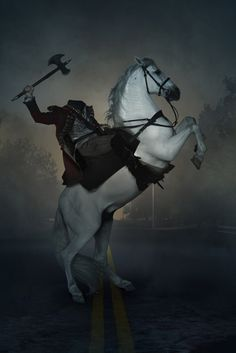 Sleepy Hollow- Good lord there's already fan art for this show and it just premiered an hour ago
