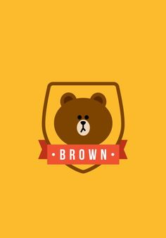 BROWN PIC is where you can find all the character GIFs, pics and free wallpapers of LINE friends. Come and meet Brown, Cony, Choco, Sally and other friends! Lines Wallpaper, Brown Wallpaper, Cute Wallpaper For Phone, Locked Wallpaper, Cute Wallpaper Backgrounds, Cute Wallpapers, Iphone Wallpaper, Iphone Backgrounds, Screen Wallpaper