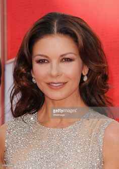Catherine Zeta Jones attends the European Premiere of Marvel's 'Ant-Man' at Odeon Leicester Square on July 8, 2015 in London, England.