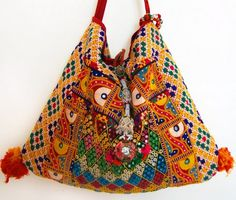 Traditional Indian cloth Bag