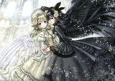Voilà les deux artbooks qui viennent de sortir ( au Japon ). Il s'agit de Princess in wonderland et de Inspiration 2. On retrouvera donc...