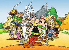 Asterix Co Erwachsenenpuzzle Puzzles Shop Asterix Co Drucken Malen