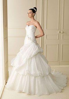 Ball Gown Wedding Dresses : wedding dress