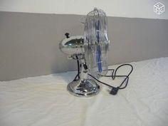 Ventilateur de table métal