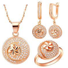 Virgin Shine 18k Gold Plated Rhinestones Twisted Windmill Jewelry Sets VIRGIN SHINE http://www.amazon.co.uk/dp/B00L0HCHIA/ref=cm_sw_r_pi_dp_jbWLub11S3AVJ