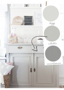 Beautiful Colored Case Ideas & Inspiration regarding bathroom or kitchen. Living Room Paint, My Living Room, Living Spaces, Oak Cabinets, Cupboards, Kitchen Cabinets, Master Room, Master Bath, Ranch Kitchen