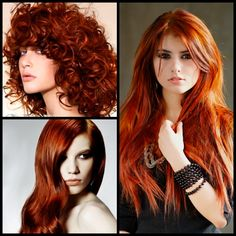 This vibrant shade sets off all eye colors and works well as both a single color process and a dazzling highlight for brunettes. The mix of titian and tangerine with a hint of burnished depth provides complexity without sacrificing vividness.