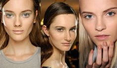 3 Hot Makeup Trends from NYFW Runways