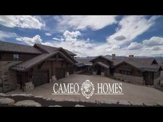 Elegant Mountain Home In Tuhaye Park City Utah Built By Builders Cameo Homes Inc Featured The Area Showcase Of