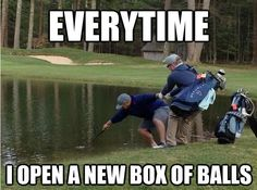 Story of my golfing life #Golf #Jokes