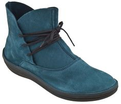 Loints of Holland Character 55166 Womens Chukka (Teal)