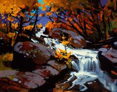 Канадский художник Michael O Toole
