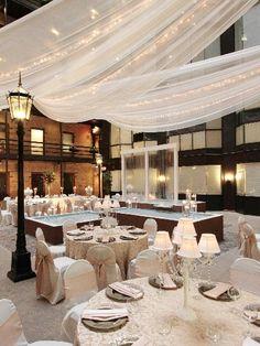 Lumber Exchange Fountain Room.  Downtown Minneapolis.  Wedding venue.
