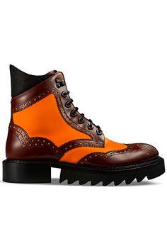 Kick! Designer Boots John Galliano - Men's Shoes