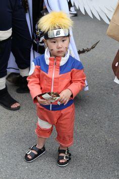 Korean Naruto cosplay