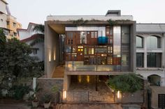 A House Full of Recycled Materials - Design Milk