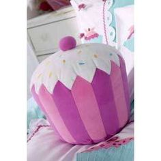 cupcake pillow