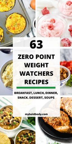 Weight Watchers Lunches, Weight Watchers Meal Plans, Weight Watchers Breakfast, Weight Watcher Dinners, Weight Watchers Chicken, Weight Watchers Desserts, Weight Loss Meals, Weight Watchers Food Points, Weight Warchers