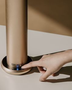 Diffuse your essential oils effortlessly and elegantly with the AroMini Bluetooth Nebulizing Diffuser. Fully customize and control your diffusers scent intensity and running times from the palm of your hand. 100 Essential Oils, Cylinder Shape, Valentines Gifts For Her, Just The Way, Inspirational Gifts, Aromatherapy, Fragrance, Essentials, Diffusers