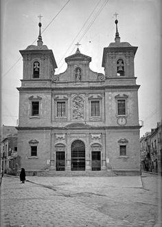 Academias del Jardín: Hace 239 años se concluyó la desaparecida Iglesia de San Antolín