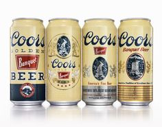 Born in Golden, Colorado, Coors Banquet has stubbornly refused to compromise since 1873. The Banquet Beer continues to be brewed in the largest single-site brewery in the world using only 100% Rocky Mountain water.