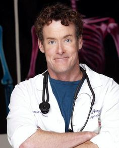 John C McGinley - Dr Perry Cox