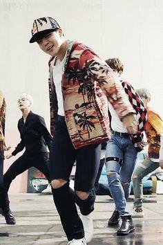 Jimin ❤ FIRE MV #BTS #방탄소년단