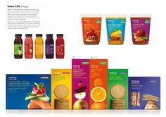 Waitrose Love Life range - Packaging by Pearlfisher