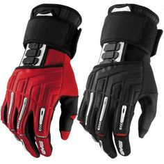 EVS Wrister Mens Off Road Dirt Bike ATV Motocross Gloves