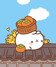 I look funny! Chibi Kawaii, Kawaii Bunny, Cute Kawaii Animals, Kawaii Doodles, Cute Doodles, Kawaii Art, Kawaii Wallpaper, Cute Wallpaper Backgrounds, Cutest Bunny Ever