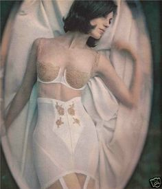 Lily of France and Seamprufe Lingerie Advertisements 1965