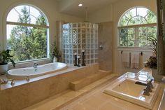 Luxury Glass Showers