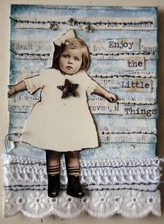 Be Creative Be Happy: A new look and an ATC!