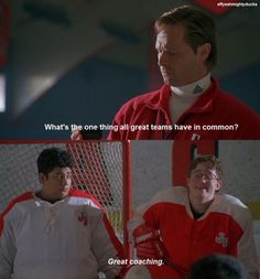 Mighty Ducks Quotes, D2 The Mighty Ducks, 90s Movies, Good Movies, Movie Tv, Tv Show Quotes, Movie Quotes, Movies Showing, Movies And Tv Shows