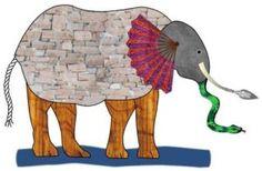 Elephant for Cindy's column