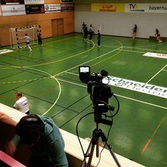 Handball livestream unofficial first test! #esv1927 #handball #tickaroo #livestream #3liga #soexcited! #startuplife #sports #shareyourpassion