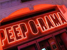 Peep O-rama (NYC