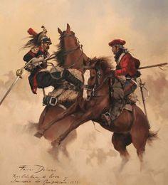 Lanceros de Guipuzcua 1834-39