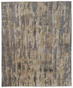 Luke Irwin - Bolzano Persian hand knotted wool and silk