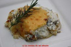 Una receta portuguesa de Bacalao