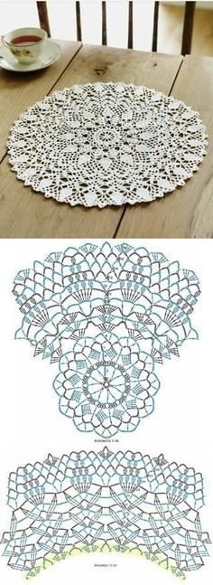 Most current Pic Crochet for Beginners granny square Ideas So you've resolved . Most current Pic Crochet for Beginners granny square Ideas So you've resolved … Most current P Crochet Mandala Pattern, Crochet Circles, Crochet Doily Patterns, Crochet Round, Crochet Chart, Crochet Home, Thread Crochet, Crochet Granny, Easy Crochet