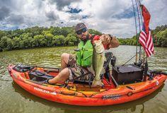 Kayak Fishing Gear tips.